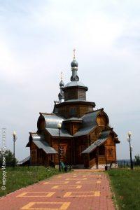 Храм Игнатия Богоносца г. валуйки