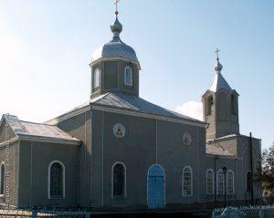 Гарбузово Покровская церковь