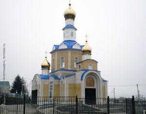 Жуково Рождества Богородицы храм