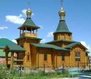 Засосна Троицкий храм