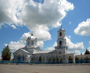 Иловка Покровский храм