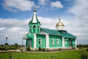 Камызино Свято-Духовский храм