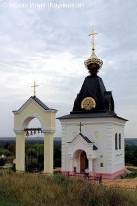храм Феодора Печерского с. Лавы