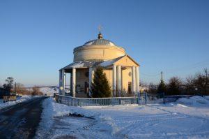 Петро-Павловский храм села Ивановка