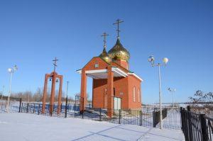 Покровский храм села Ерёмовка