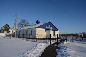 Покровский храм села Новоалександровка