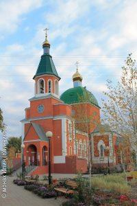 храм великомученицы Параскевы в Пятницком