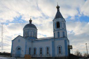 храм Казанской иконы Пресвятой Богородицы в Иващенково