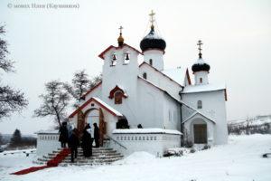 Введенский храм с. Сухарево