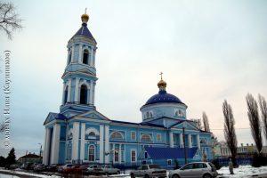 Знаменский собор поселка Уразово