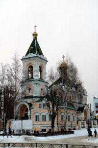 Никольский храм г. Валуйки