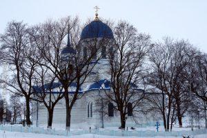 храм Рождества Христова с. Лесное Уколово