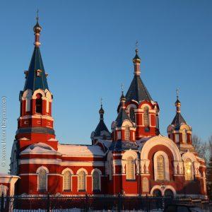 Александро-Невский храм г. Алексеевка