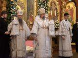 Преосвященнейший Савва, епископ Валуйский и Алексеевский принял участие в Рождественских торжествах в г. Белгород