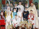 Рождественское выступление в с. Иловка