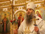 Епископ Валуйский и Алексеевский Савва возглавил Праздничное Рождественское богослужение в Свято-Николаевском кафедральном соборе г. Валуйки