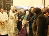 В Праздник Крещения Господня епископ Валуйский и Алексеевский Савва совершил торжественное богослужение в Свято-Николаевском кафедральном соборе г. Валуйки