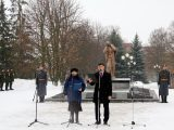 В Валуйках прошёл митинг, посвящённый 76-летию освобождения города от немецко-фашистских захватчиков