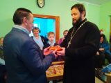 Визит воскресной школы «Покров»  в дом престарелых