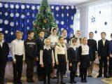 Рождественский праздник в детском саду «Солнышко»