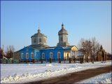 Архипастырский визит в с. Горки Красненского района