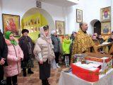 Молебен св. ИоаннуКронштадтскому в г. Валуйки