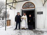 В Мясопустную Родительскую субботу епископ Савва совершил Божественную Литургию в Митрофановском храме г. Бирюч