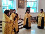 Вечерня и Чин прощения в Свято-Николаевском кафедральном соборе