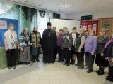 В Красненском районе открыта выставка резных православных икон