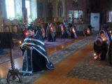 Великий покаянный канон в Свято-Ильинском храме с.Красное