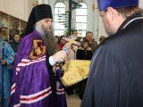 Праздник Благовещения в Свято-Николаевском кафедральном соборе