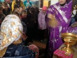 12 апреля состоялся молебен для младших классов Ильинской СОШ