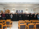 Семинар для руководителей и сотрудников епархиальных миссионерских отделов прошел в Москве