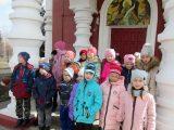 29.03 школьники с.Красное посетили Свято-Ильинский храм