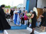 Архипастырский визит в Ливенку