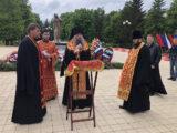 Епископ Валуйский и Алексеевский Савва принял участия в торжествах по случаю Дня Победы