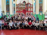 Ровеньские школьники посетили Свято-Троицкий собор