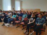 21 мая в Ровеньском политехническом техникуме состоялось профилактическое мероприятие на тему воровства в молодежной среде