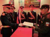 Руководитель отдела Валуйской епархии по взаимодействию с вооруженными силами и правоохранительными органами принял участие в присяге новобранцев