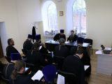Епископ Валуйский и Алексеевский Савва возглавил заседание епархиального совета