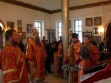Епископ Савва посетил исправительную колонию в Алексеевке