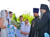 Епископ Валуйский и Алексеевский Савва посетил с архипастырским визитом Волоконовский церковный округ