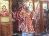 Епископ Валуйский и Алексеевский Савва совершил богослужение в Троицком храме с. Засосна Красногвардейского района