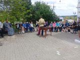 Священник и представители казачества встретились со школьниками села Погромец