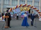 В Алексеевке прошли выпускные вечера