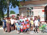 День защиты детей в реабилитационном центре для несовершеннолетних