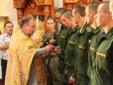 В Валуйках состоялось принятие присяги воинами-казаками
