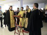 В школе № 2 города Валуйки прошёл молебен перед началом учёбы