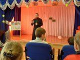Викторопольские школьники встретились со священником