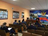 Состоялась встреча сотрудников колонии ФКУ ИК 9 со священником